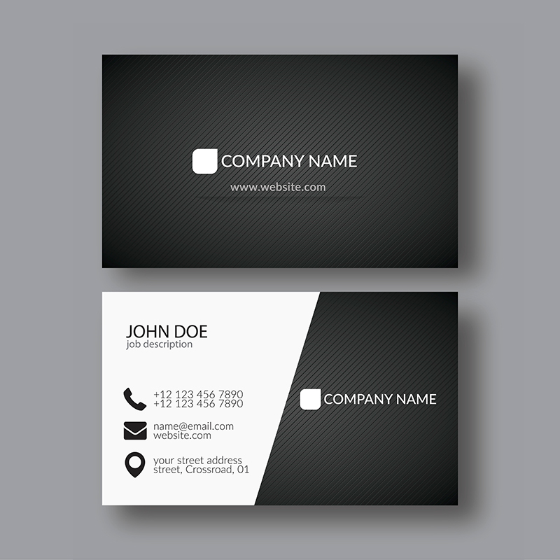 Signature Business Cards | XYMOPrint