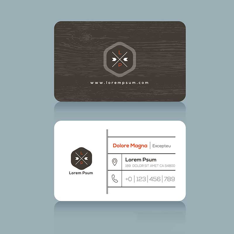 Rounded corners xymoprint standard business cards colourmoves