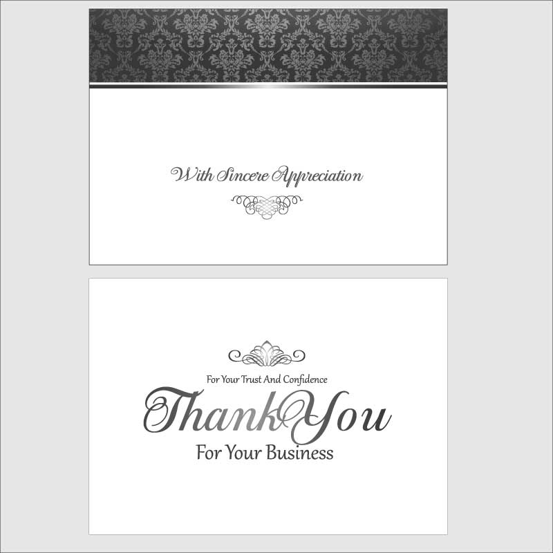 Thank you cards xymoprint thank you cards reheart Images